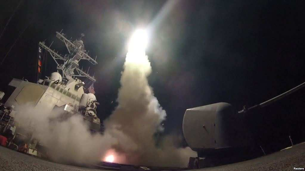 112 ракет СССР и России против 103 ракет НАТО: Минобороны сообщает о провале удара США | Русская весна