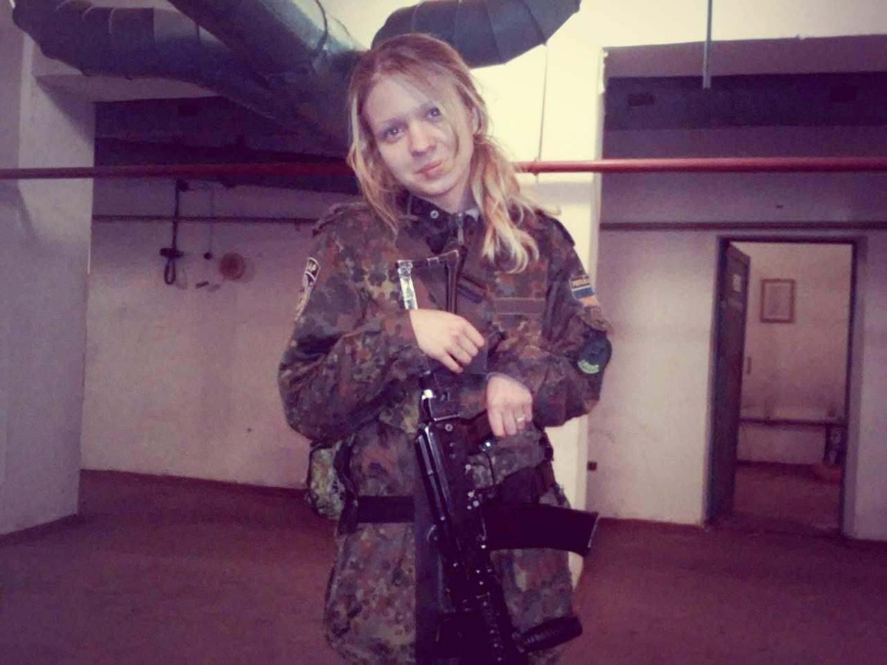 Адвокат арестованной нацистки Заверухи утверждает, что ее пытают в СИЗО и она «перегрызла себе вены» | Русская весна