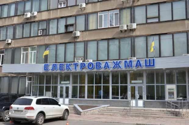 ВХарькове останавливают один изглавных заводов (ФОТО) | Русская весна