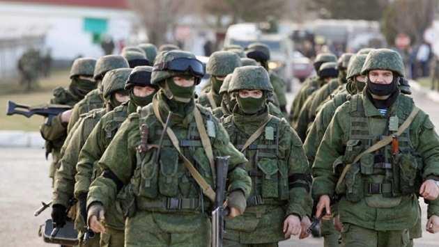 Проснувшись, Порошенко увидел российских «зеленых человечков» вСирии   Русская весна