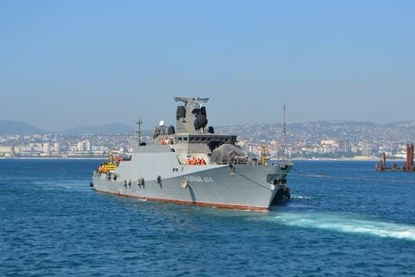 Российский корабль, вооруженный «Калибрами», отправлен к берегам Сирии   Русская весна