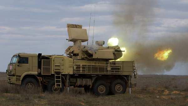 Как украинцы помогли США уничтожить российский ЗРК «Панцирь-С1» на авиабазе Шайрат в Сирии (ФОТО) | Русская весна