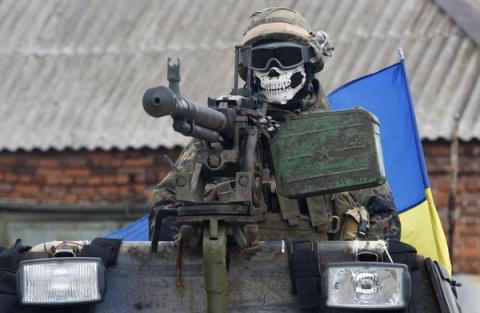 Жебривский раскрывает планы: блокада и война | Русская весна