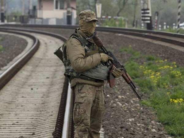 ВДНРзапланировано создание военизированной охраны железных дорог — Минтранс   Русская весна