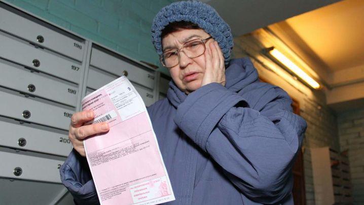 Населению Украины нечем платить за услуги ЖКХ — долги растут как снежный ком (ВИДЕО) | Русская весна