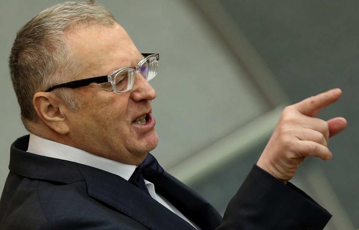 Мы заберём Новороссию, Украина развалится, — Жириновский (ВИДЕО) | Русская весна