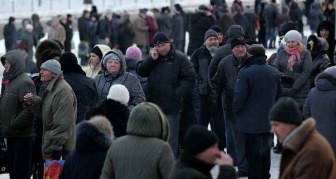 Украина задолжала жителям ДНРзарплаты насумму 1,8млрд рублей   Русская весна