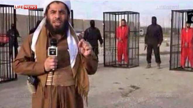 Ликвидирован главный журналист ИГИЛ (ФОТО, ВИДЕО 18+) | Русская весна