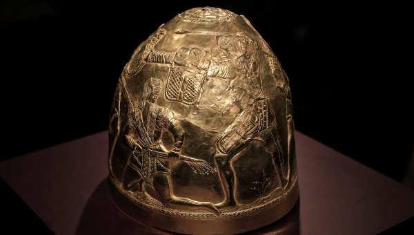 Суд: Киев должен ответить поделу оскифском золоте до10февраля | Русская весна