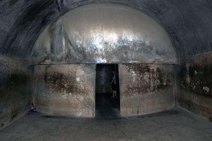 Бомбоубежища древней Индии бомбоубежища, индия