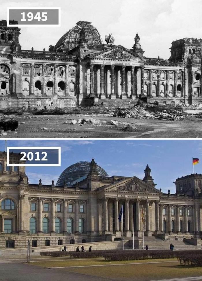Это снимки - самое наглядное свидетельство изменений, происходящих в мире (35 фото)
