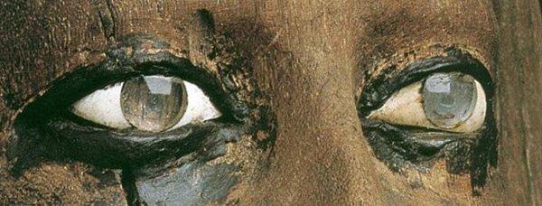 линза, глазница, технология, данные линзы, Хрустальные глаза