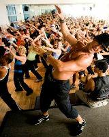 Зумба фитнес онлайн