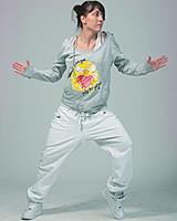Хип-хоп танец скольжение