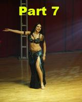 Обучение танца живота в стиле латино