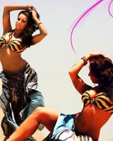 Танец живота онлайн