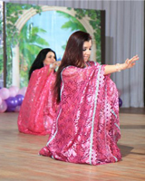 Танец Халиджи основные шаги
