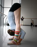 Танец живота разминка