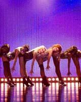 Обучение танцу бурлеск