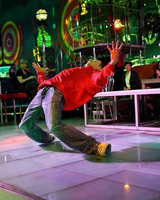 Electro dance урок