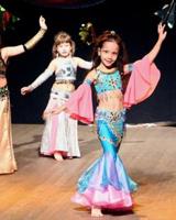 Обучение танцам живота для детей