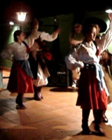 Самакуэка танец