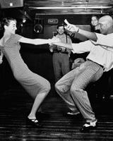 Свинг танцы