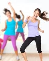 Фитнес зумба