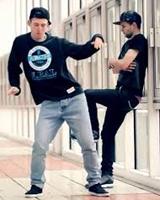 танец дабстеп