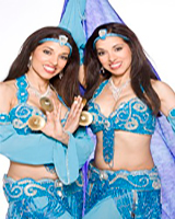 Восточные танцы Вина и Нина