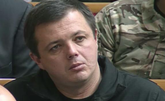 Семена Семенченко взбесил вопрос зрителя из Севастополя