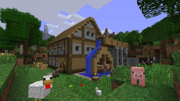 igra minecraft utilizaciya tvorcheskogo potenciala 2 Игра Minecraft   утилизация творческого потенциала