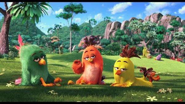 angry birds v kino o tom chto stanovitsya normoy v detskih multfilmah 21 «Angry Birds в кино»: О  том, что становится нормой в детских мультфильмах