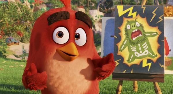 angry birds v kino o tom chto stanovitsya normoy v detskih multfilmah 4 «Angry Birds в кино»: О  том, что становится нормой в детских мультфильмах
