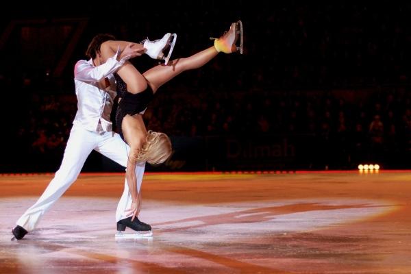 Танцы на льду – сочетание спорта и танцевального искусства