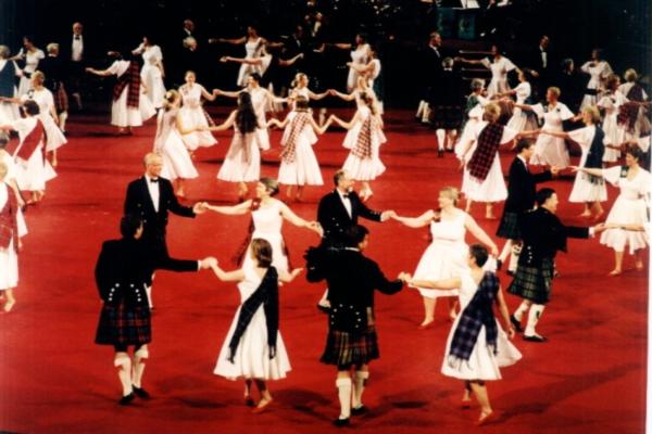 Кельтские танцы в Севастополе