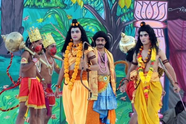 Индийский народный театр