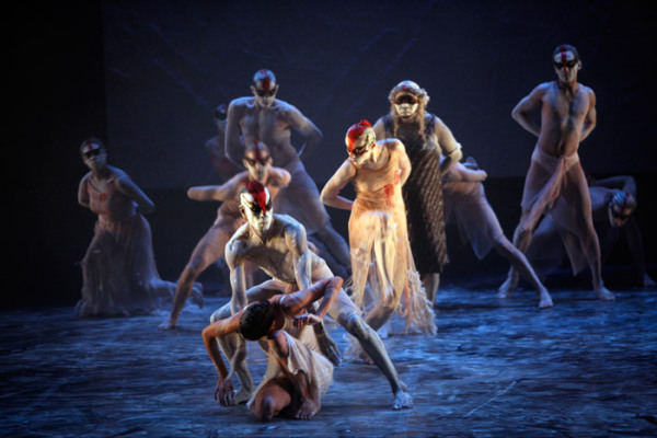 Современный австралийский танец