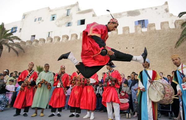 Танец гнауа