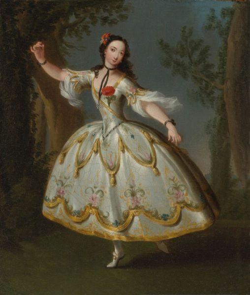 Балет 18 века