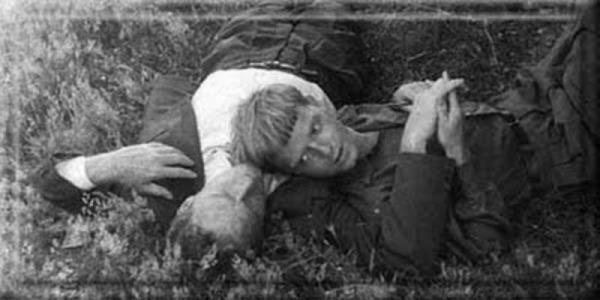 Джек Данфи и Трумен Капоте