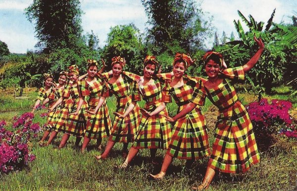 Итик-итик - народный филлипинский танец