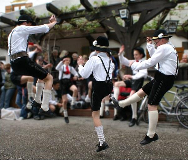Танец родом из 11-го века