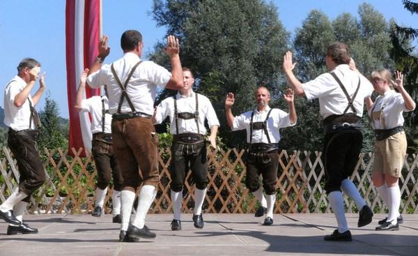Традиции, оживающие в танце
