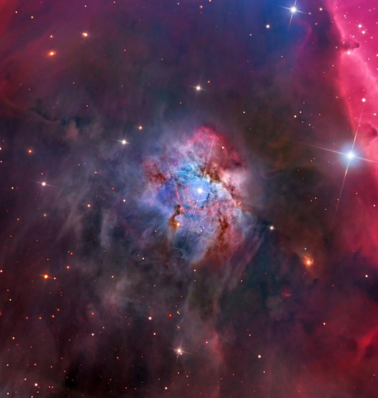 Лучшие фотографии космоса 2017 года