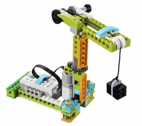 WeDo 2.0 робототехника Мытищи