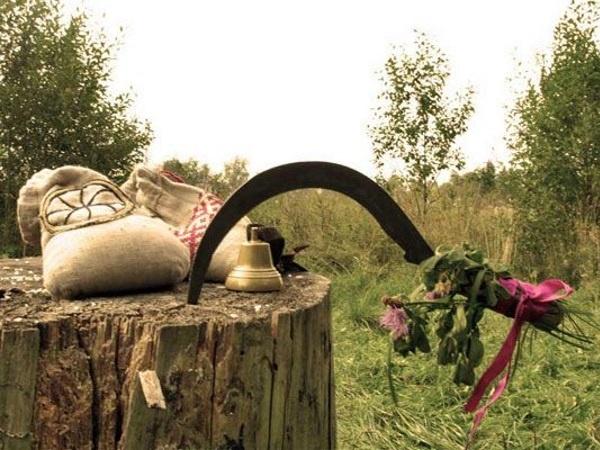 С праздником урожая, славяне!