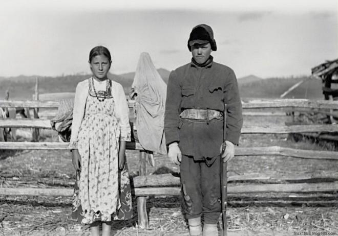 Старообрядцы в Маньчжурии 30-х годов