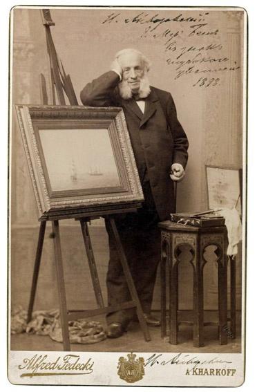 Как Айвазовский создавал свои картины и как правильно  смотреть, чтобы насладиться его шедеврами в полной мере