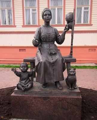 Русским жёнам – берегиням домашнего очага